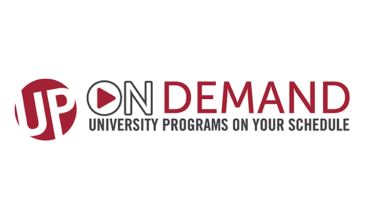 UP on Demand logo