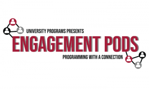 Engagement Pods logo - programming with a connection